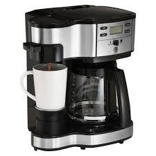 Hamilton Beach Black 2 Way Brewer Coffee Maker 49980Z Shop All