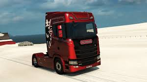 100 Pjax Trucking Euro Truck Simulator 2 OLSF Engine And Gearbox Pack Test Drive