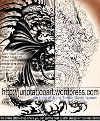JunoTattooDesigns Is An Online Studio Of Custom Tattoos Made To Order