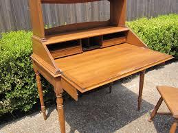 Drop Front Secretary Desk Antique by Gorgeous Solid Wood Drop Front Secretary Desk Houston Furniture