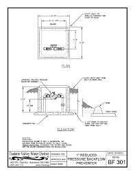 Floor Drain Backflow Device by Tualatin Valley Water District Request Standards And Details