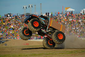 100 Monster Trucks Cleveland Lumberjack TruckThrowdowncom The Online Home Of