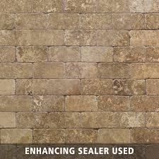 noce tumbled travertine tile 3in x 6in 932100270 floor and