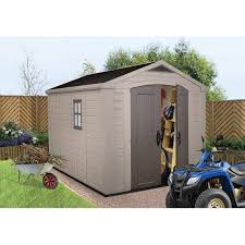 Plastic Storage Sheds Walmart by Best 25 Keter Plastic Sheds Ideas On Pinterest Small Garden