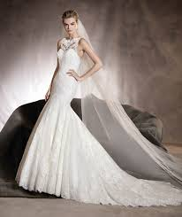 alexia tulle and lace mermaid wedding dress with a sweetheart