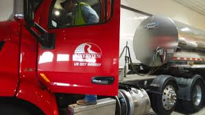 100 Stevens Truck Driving School Moooving The Milk A Dairy Month Ridealong On A Riverview Milk