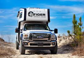 100 Stigers Trucks The Siberian Tiger A Camper That Snarls On The Outside And Purrs On