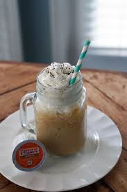 Easy Blended Iced Coffee Recipe