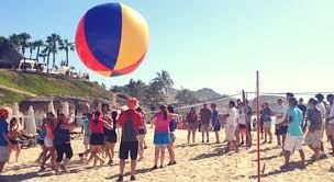 Beach Olympics Team Building Activities