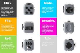 Fidget Cube Camo Teknikprodukter Som Underhaller