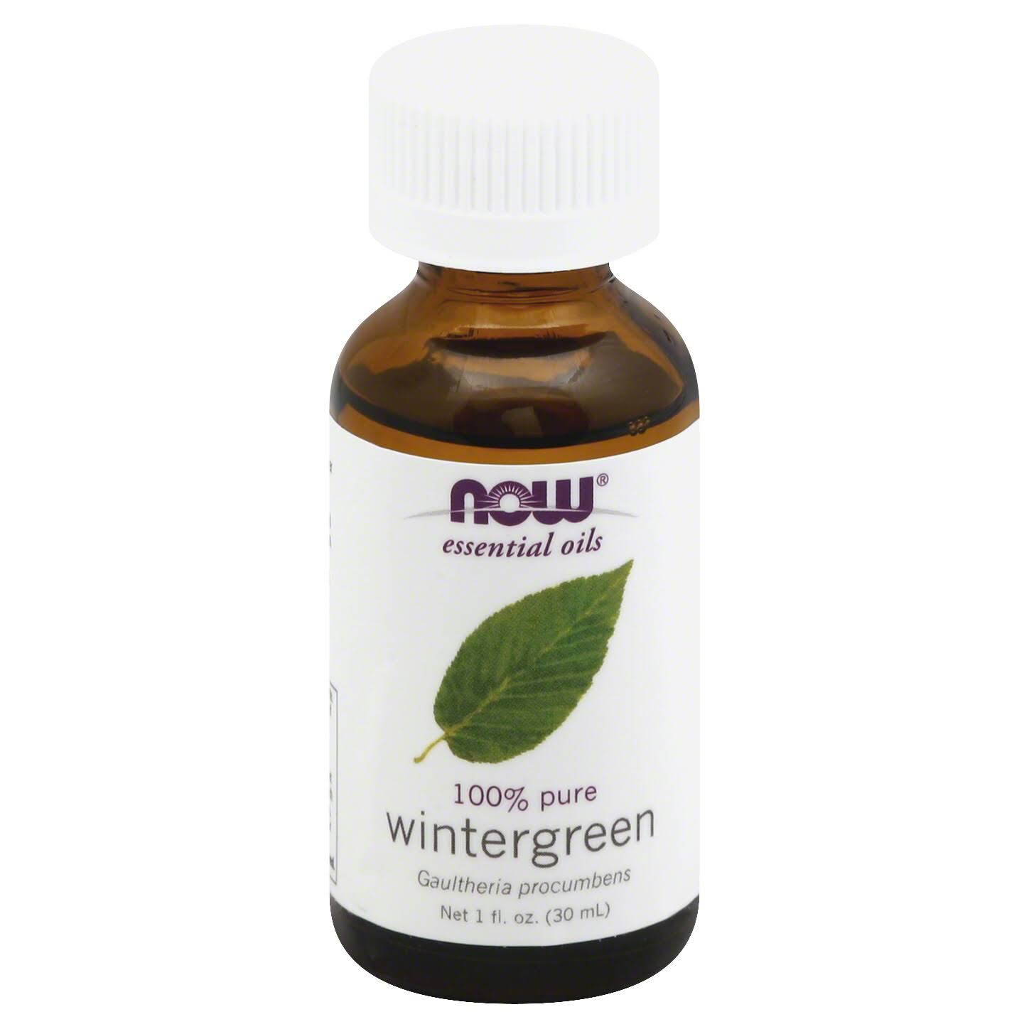 Now Foods Wintergreen Essential Oil - 30ml