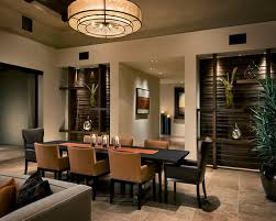 Charming Flush Mount Dining Room Lighting In Other Exquisite Intended For On