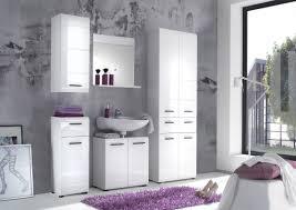 badkombination lutz 3 weiß weiß hochglanz badezimmerset 200 x 182 x 31 cm