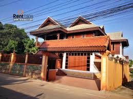 100 Thai Modern House Lao House Near Joma Phonthan Consulate For RENT