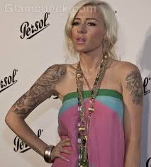 Arm Tattoos Meanings Misfit Dior Celebrity