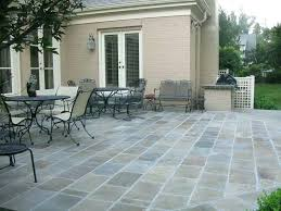 Outdoor Tile Over Concrete Outdoor Flooring Options Patio Over
