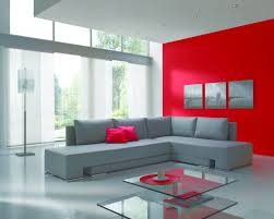 Red And Black Living Room Decorating Ideas by Mushroom Grey And Red Living Room Living Room Decorating