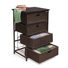Sterilite 4 Drawer Cabinet Platinum by Sterilite 4 Drawer Dresser Chest Of Drawers