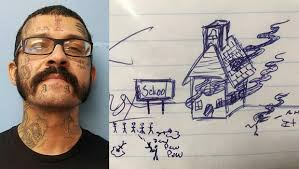 Man Arrested For Reportedly Drawing On Childs Homework Police