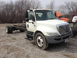 100 Medium Duty Truck Parts 2008 International 4300 Cab Chassis For Sale