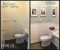 Small Bathroom Remodels Before And After by Diy Bathroom Remodel Before After Most And Bedroom Ideas