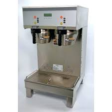 Dual Espresso Coffee Maker Sh Automatic Brewer Voltage Commercial Krups