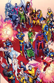 Comic Book X Men