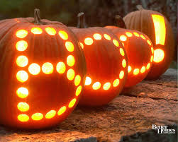Pinterest Pumpkin Carving Drill by Boo Jack O Lanterns So Cute Just Use A Drill With The Right