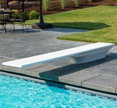 Pool Diving Board And Stand