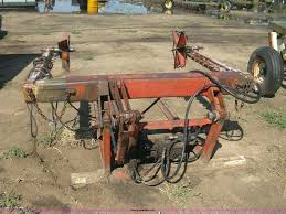 Used Deweze Bale Beds For Sale by Deweze Slide In Bale Mover Item E7969 Sold October 8 Ag