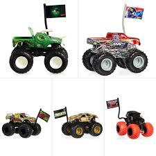 Hot Wheels Monster Jam 1:64 Scale Vehicle - Assorted* | BIG W