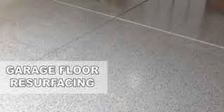 tips on resurfacing concrete garage floor by yourself