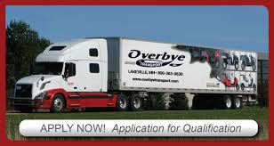 100 Lease Purchase Trucking Programs Overbye Plans Overbye Transport