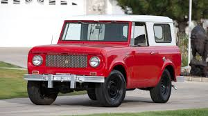 99 Vintage International Harvester Truck Parts The IH Scout Is The Bargain Alternative To The Blazer And Bronco