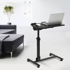 Amazon LANGRIA Portable Mobile puter Desk Laptop Cart