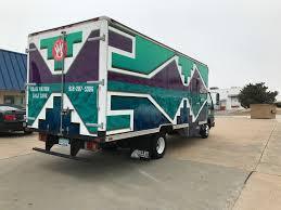 100 Nation Trucks Osage Box Truck Precision Sign Design