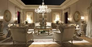 Classic Italian Furniture Living Room On