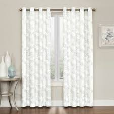 120 Inch Long Sheer Curtain Panels by Buy 95 Inch Curtain Panel From Bed Bath U0026 Beyond