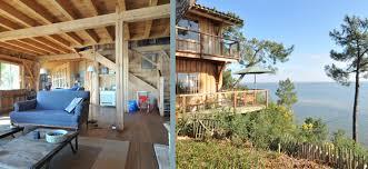 maison en bois cap ferret front villa at cap ferret selection of charming houses and