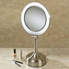 Vanity Table With Lights Around Mirror by Bathroom Tabletop Vanity Table With Lights Around Mirror Best