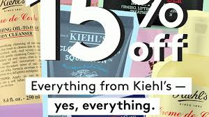 Birchbox Save 15% Off Kiehl's Items- TODAY ONLY ...