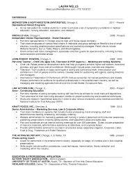 Awesome Collection Of Resume Nurse Tutor Sample Educator Shalomhouse