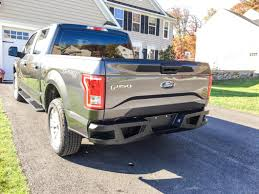 Barricade F-150 Extreme HD Rear Bumper For Aftermarket Hitches ...