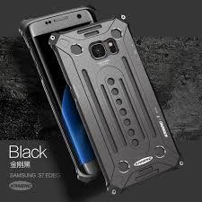 KANENG S8 Brand Thor Luxury Heavy Duty Armor Metal Aluminum Mobile Phone Bag Cover Cases for