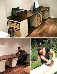 fabriquer un bureau avec des palettes stilvoll fabriquer bureau un d enfant bricobistro escamotable pc