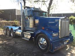 100 Tri Axle Heavy Haul Trucks For Sale Used 2006 Kenworth W900 In Brookshire TX