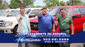 FTV June 05 Univision 15Sec - YouTube Family Trucks And Vans Denver Co 80210 Car Dealership Auto A Special Thank You To All Of Our Facebook Pickup Truck Wikipedia America Has Fallen Out Love With The Sedan Wsj Enlarged Photo 6 For 201161 Renault Trafic61 Trafic Rent A Seven Passenger Minivan Get Around Town Easily With Your Fayetteville Crown Ford New Used Cars North Carolina Area Ftvaugist01telemundo30sec Youtube And Best Image Truck Kusaboshicom
