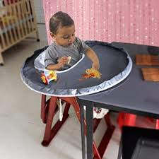 Evenflo Expressions High Chair Tray Insert by High Chair Cover Baseballs High Chair Cover Restaurant Minky