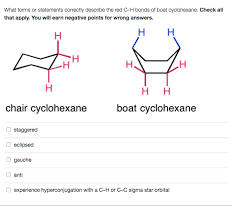 Chair Conformation Of Cyclohexane 3d by Chemistry Archive November 20 2016 Chegg Com