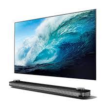 LG SIGNATURE OLED TVs